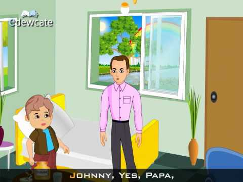 Edewcate english rhymes – Johnny Johnny yes papa
