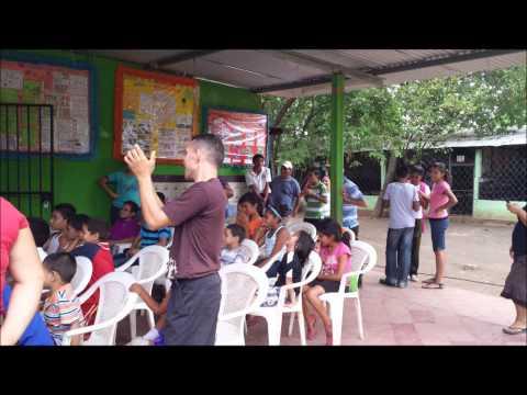 Presentación de fotos del viaje Misionero a Nicaragua 2014