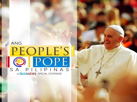 Livestream: Papal Visit PH 2015 -- Day 5