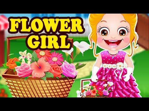 Baby Hazel Flower Girl APK Cover