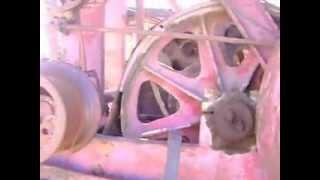 Perforadora de Pozos Bucyrus Erie 28-L $48,300 Dlls. Equipo Completo