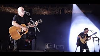 David Gilmour Wish You Were Here Live At Pompeii 2016
