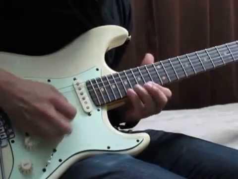 Overdrive Guitar Contest 9 / Let it go live in Studio - JTR (Joob The Rube)