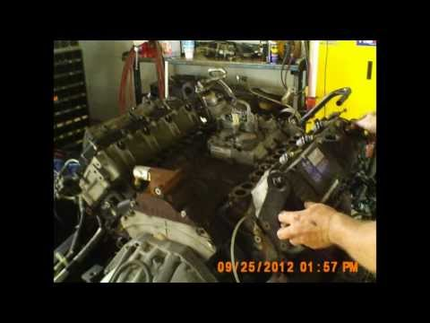 Forging your 2003 - 2007 Ford 6.0L Powerstroke with Head Studs. Tuner. EGR Upgrade