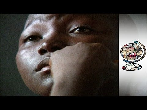 Sierra Leone's Cocaine-Drugged Child Soldiers