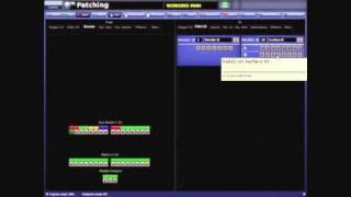 Midas PRO Series Live Audio System: Patching