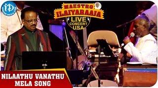 Maestro Ilaiyaraaja Live Concert - Nilaathu Vanathu Mela Song - Ilaiyaraaja || San Jose, California