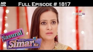 Sasural Simar Ka - 2nd May 2017 - ससुराल सिमर का - Full Episode (HD)