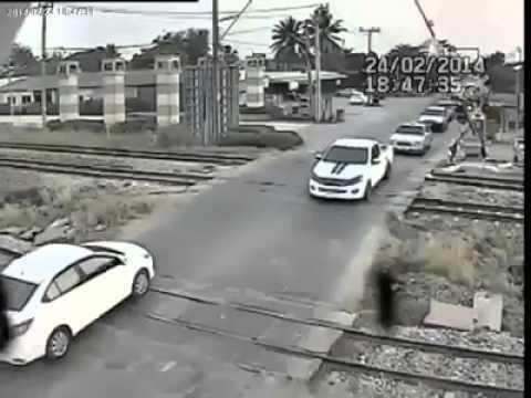 Проезд ж/д переезда
