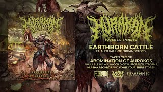 HURAKAN - ABOMINATION OF AUROKOS [OFFICIAL ALBUM STREAM] (2019) SW EXCLUSIVE