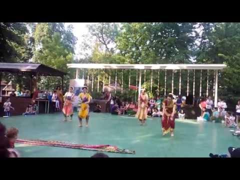Manyuri Dance Group - Aigiri Nandini