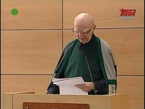 Kampania Antypolonizmu (2/5) -  Prof. Dr Hab. Bogusław Wolniewicz