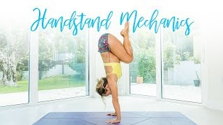 FREE Yoga Challenge with Kino on Omstars -- Handstand Mechanics Trailer