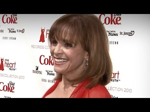 Valerie Harper Looks Healthy At First Appearance Since Hospitalization