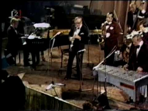 Benny Goodman In Prague Czechoslovakia 1976 #6