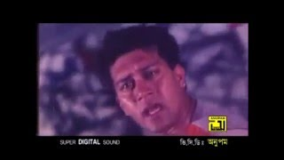 Sakil khan Sabnur Riaz Bangla movie songs oi chand Mukhe Jeno Lagena grahon