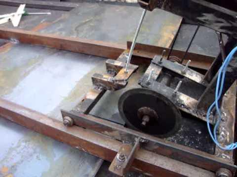 Chapas de ferro usadas