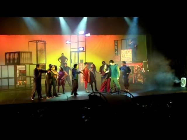 Fragmento obra musical Tu Lima - dirigida por Vania Masias y Rocío Tovar