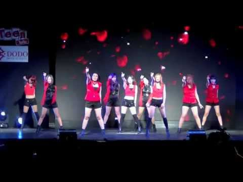 14031516   1 Best Show 5 6  T Girls Cover Nine Muses   Wild  Hello  Korea 2nd Concert