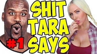 SHIT TARA SAYS #1 - BIG BLACK COCK! (Editing by Nicolas Leopold Stotch)
