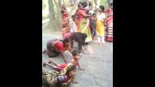Indian Bengali puja culture pt 1