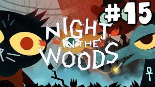 Night In The Woods - Part 15: Historical Museum!
