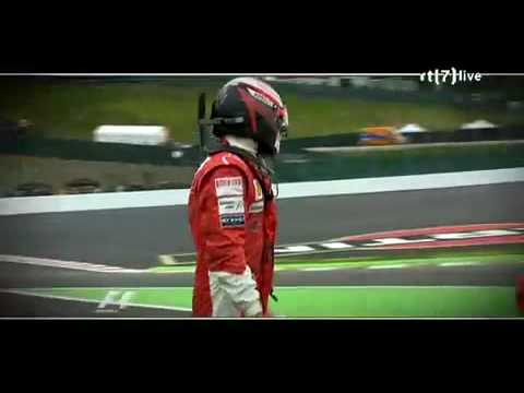 F1 highlights 2008
