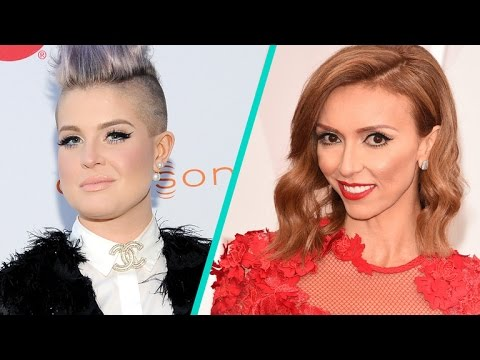 Kelly Osbourne Slams Giuliana Rancic: 'I Don't Think She's a Good Person'