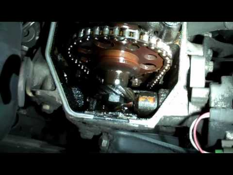 How to diagnose Toyota Timing Chain Rattle or Knock troubleshoot 22R 22RE 22RET