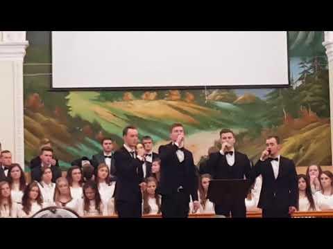 Над Вифлиемом. Рождественские песни. Ковель 2018