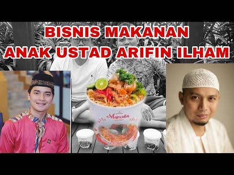 ANAKNYA USTAD ARIFIN ILHAM BISNIS KULINER?? REVIEW MARENTA BY ALVIN FAIZ
