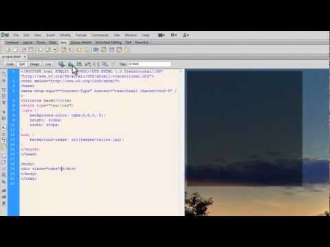 Dreamweaver Tutorial: How To Create an IE-Only Stylesheet (conditional stylesheet )