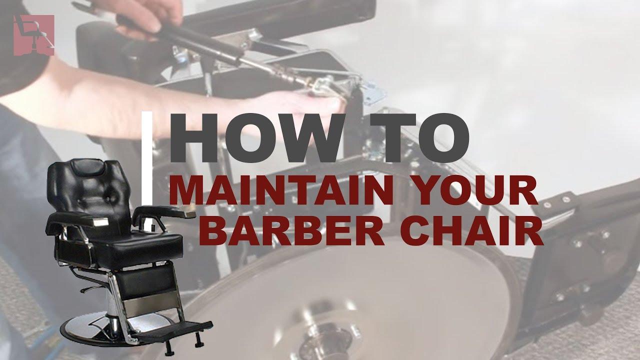 Keller Barber Chair How To Use and Adjust a Barber Chair - Keller International K2012 ...