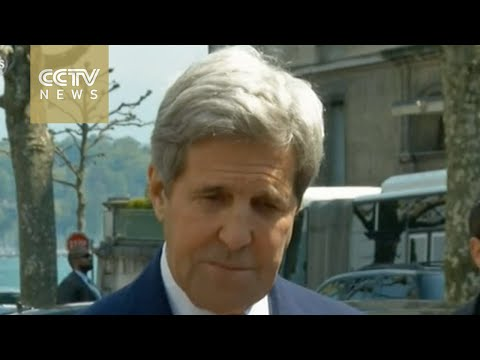 Kerry promises maximum efforts to help solve crisis