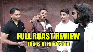 Thugs Of Hindostan |🔥🔥🔥 Roast Review | Suraj Kumar, Bobby Bhai & Anil Shah