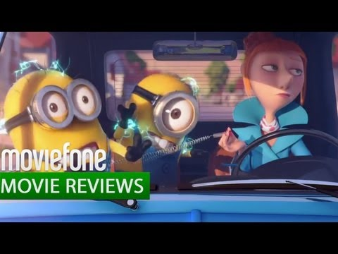 Reviews: The Lone Ranger, Despicable Me 2   WMP   Moviefone