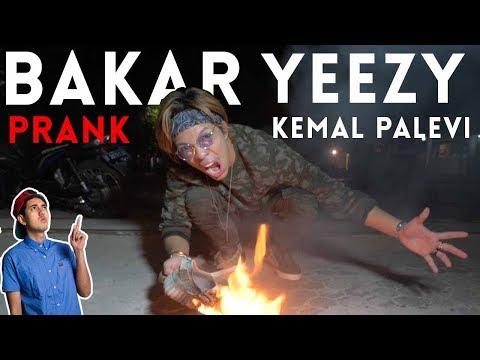 PRANK BAKAR Sepatu YEEZY 30JT Kemal Pahlevi!