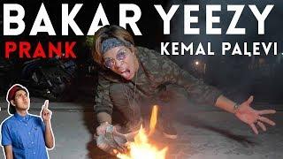 Prank Bakar Sepatu Yeezy 30jt Kemal Pahlevi