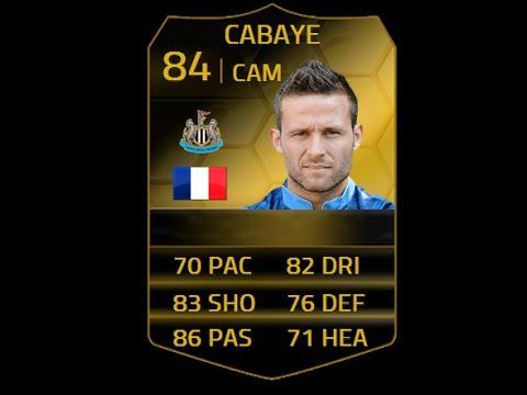 Cabaye Stats Fifa 14 Fifa 14 Sif Cabaye 84 Player