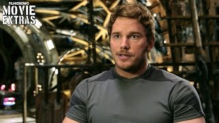 Guardians of the Galaxy Vol. 2 | On-set visit with Chris Pratt 'Peter Quill / Star-Lord'