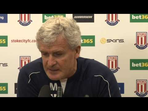 Mark Hughes Liverpool Press Conference | FULL