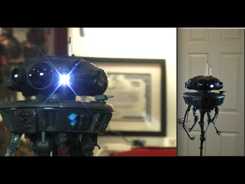 Sideshow Collectibles Imperial Probe Droid 1/6 Scale