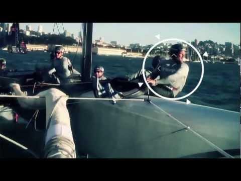 Crew roles - Bowman: J.P. Morgan BAR AC45