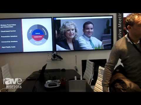 ISE 2016: Kramer Shows rAVe Their Top-Notch Kramer At Work Demonstration Room