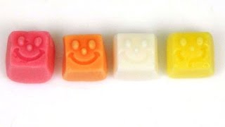 Haribo Funny Cubes