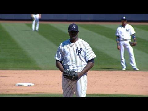 Yankees score