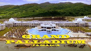 GRAND PALLADIUM  AND LADY HAMILTON  JAMAICA - HD