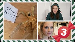 VLOGMAS! OMG WHAT HAVE YOU DONE TO HER?