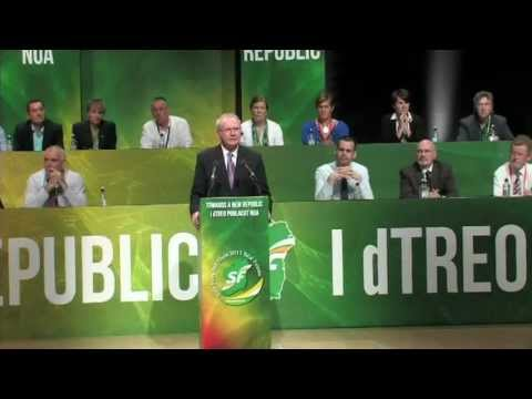 SF Ard Fheis 2011 Martin McGuinness MP MLA