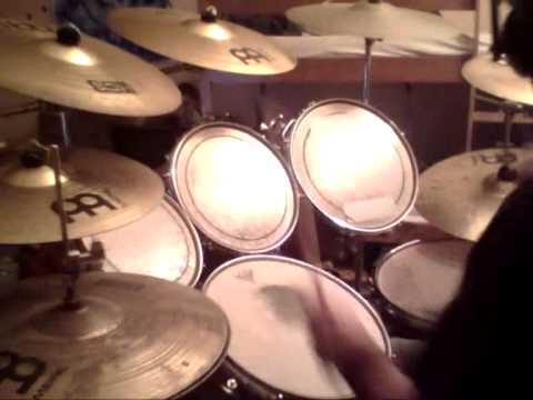 NAPALM DEATH SUFFER THE CHILDREN drums